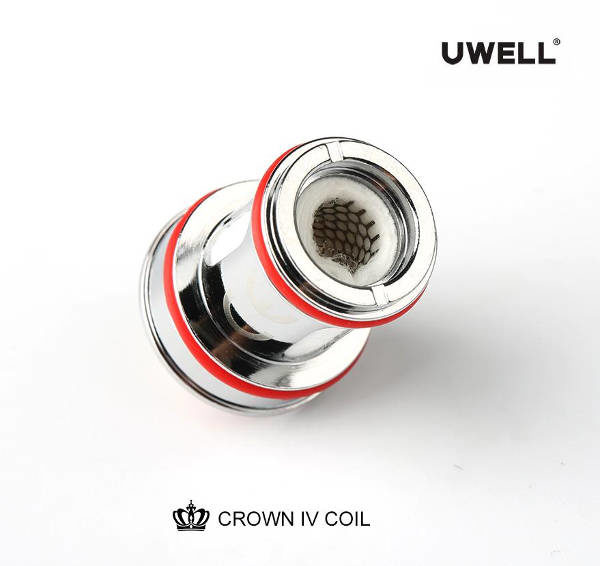 resistenze mesh uwell crown 4 x1